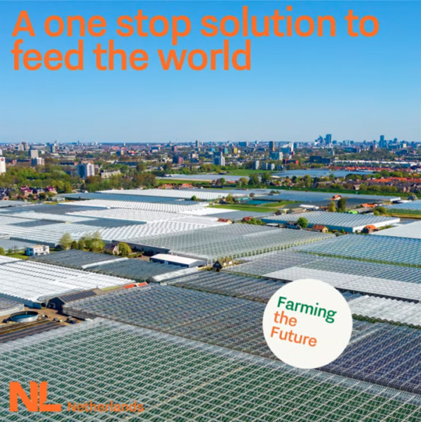 One stop solution to feed the world